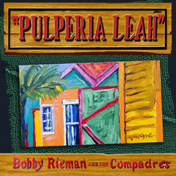 Roatan Music CD by Bobby Rieman