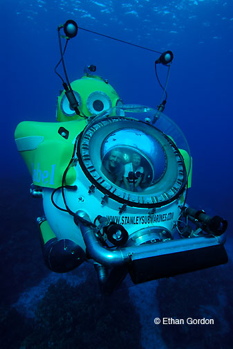 Roatan's Idabel Deep Submersible